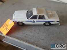 State Police Car, Jim Beam decanter, full with original seal