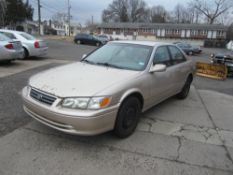 2001 Toyota Camry LE Sedan, 4 cylinder, new exhaust with converter, power windows & locks, A/C, CD