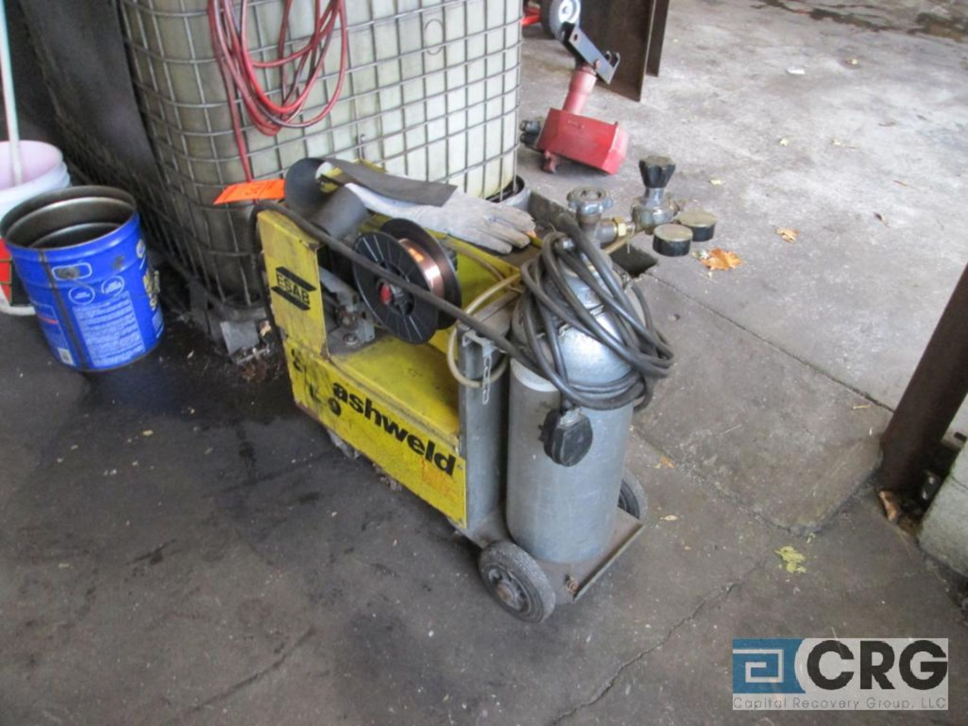 EASB portable MIG welder - Image 3 of 4