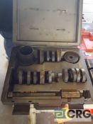 Lot of assorted tooling including (1) SPX OTC 7926 domestic/import FWD front wheel bearing kit, (