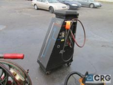 T-Tech Transmission Service Technology transmission flushing machine, portable, 115V, 1 ph