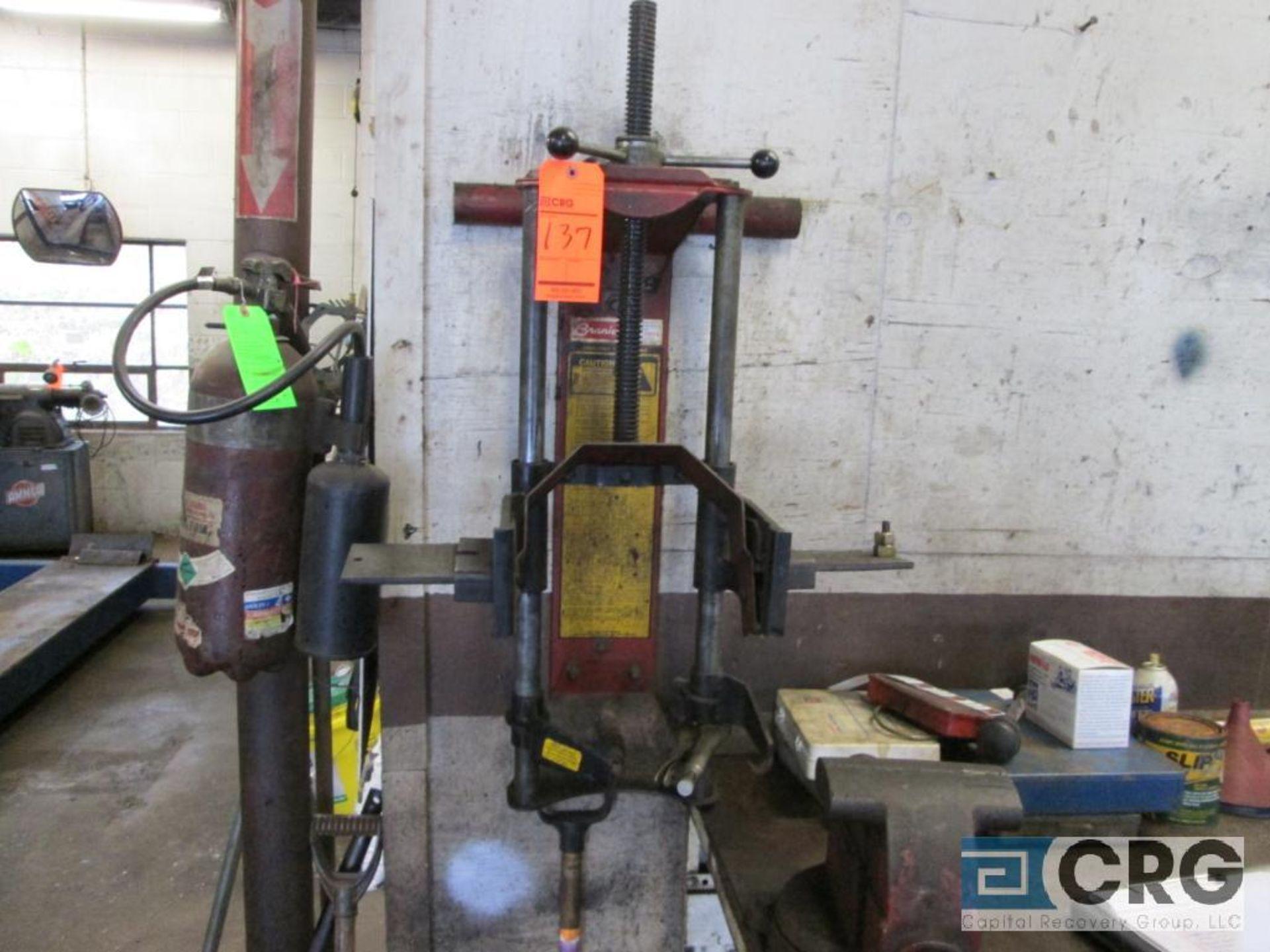 Branick MST-580A strut spring compressor wall mounted