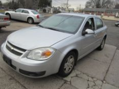 2006 Chevrolet Cobalt LT Sedan, 4 cylinder, power windows & locks, sun roof, AT, A/C, CD Player,