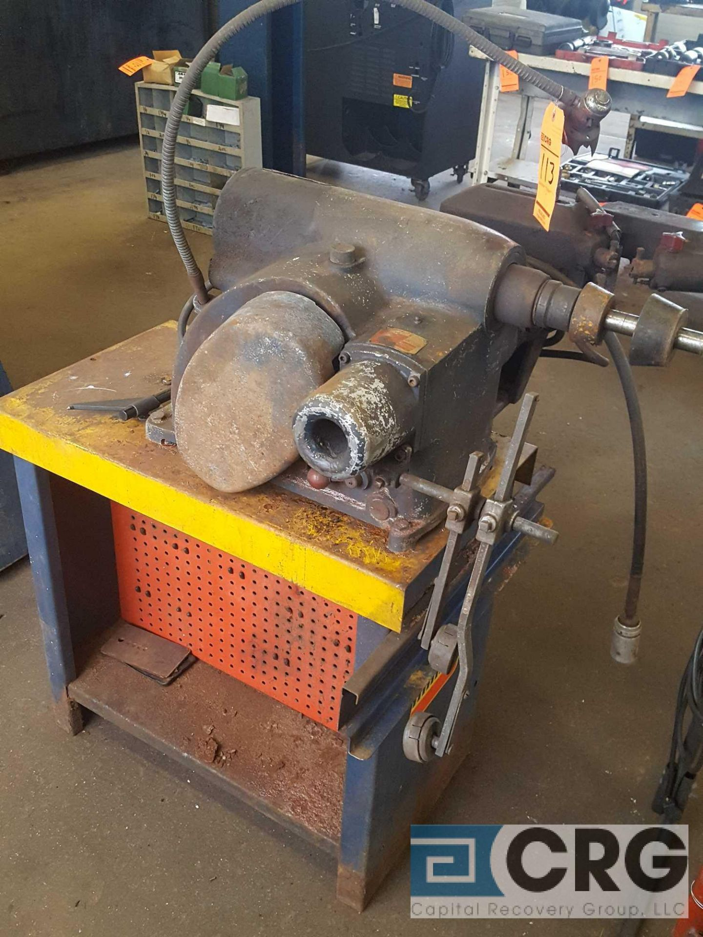 Ammco brake lathe, 1 ph, m/n, s/n not available - Image 4 of 4