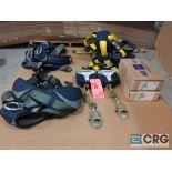 (4) SRL Talon 16 ft. web 2/(3) harnesses (Safety Talon)