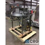 """2011 Russell Finex 17900 portable compact sieve, 39"""" diameter, s/n JT1150, (SKIDDED AND READY TO"""