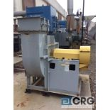 Donaldson Torit DF03-24 dust collector, with Aerovent blower 60 hp motor both are 3 phase