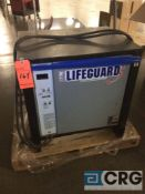 KW PowerSource LifeGuard LG18-750F3B battery charger, 18 cells, 36 volts, 208/240/480 3 phase