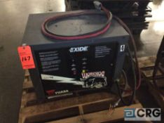 Exide/Yuasa WorkHog W3-18-865 battery charger, 18 cell, 36 volts, 208/240/480 3 phase