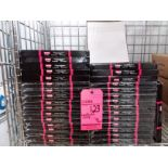 Uline premium laser labels, (30) boxes @ 8,000 labels/box 1 in. x 1 in. white