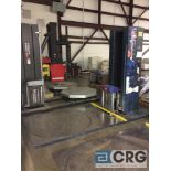 Wulftec International WLP-200 pallet wrapping machine, 1 phase
