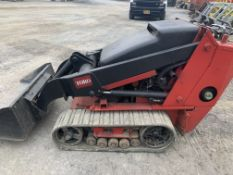 2011 Dingo 525 Wide compact utility loader, 1,500 hours, s/n 290000258