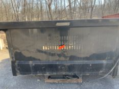 2 Yard Dump Truck Bed
