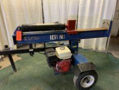 Iron and Oak 26 Ton log splitter, s/n 44881