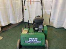 Billygoat PR 550 dethatcher, s/n 82102122