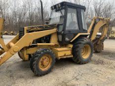 Cat Backhoe Loader, MN 416B, SN 8SG01567, 2800 hours