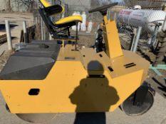 Beuthling Asphalt Roller 1 ton, MN B65, SN 65505, Recently refurbished
