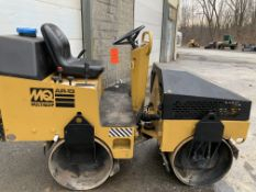 Multiquip AR13H asphalt roller, 1 1/2 ton, s/n 240911