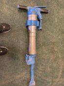 Sulair MPB90A 90 lb. breaker, 1 1/4 in. chuck, s/n 23304092