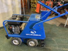 Bluebird SC18 sod cutter, s/n SC1801090248