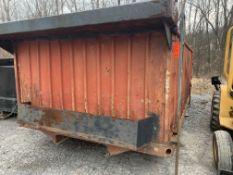 6 Yard Dump Truck Bed