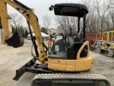 2015 Cat Excavator, MN 303.5DCR, SN RKY00324, 1670 hours,