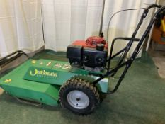 Billygoat BC2403H high weed mower, s/n 80811040