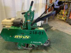 Ryan 544954C sod cutter, s/n 54495401047