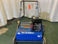 Bluebird S22 overseeder, s/n 70910165