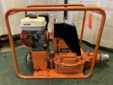 Multiquip 306H 3 in. diaphram pump, s/n P014200