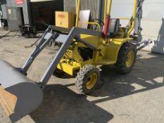 2012 Terramite T5C backhoe/loader, 1,445 hours, s/n CW21250209