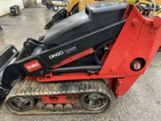 2015 Dingo TX525 compact utility loader, 1,008 hours, s/n 315000349, year built 2015