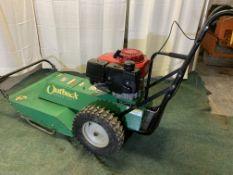 Billygoat BC2403H high weed mower, s/n 80811043