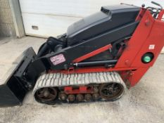 2012 Dingo TX525 compact utility loader, 1,400 hours, s/n 311000406