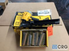 DeWALT 21 degree pneumatic plastic collated framing nailer from 2 in. to 3 1/4 in. m/n DWF83PL