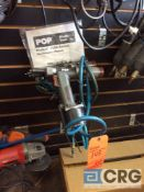 Lot of (3) pneumatic POP rivet guns, 1600 series