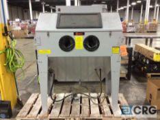 Allsource 41500 48 in. Abrasive/Dry Blast cabinet
