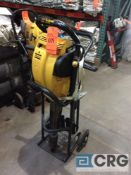 Atlas Copco COBRA MK-1 stake pounder with cart