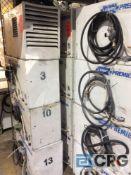 Lot of (4) L. B. White PREMIER 80 portable heating units, 80,000 BTU