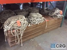 Lot of 4 X 8 X 1/4 inch plywood