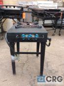 Big John 3 ring propane burner