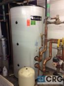 Lochinvar RGA0318 vertical water tank, (NEW, INSTALLED IN MARCH 2020) and Shelco filter
