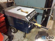 Honda EX-5500 portable 5500 watt generator
