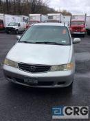 2002 Honda Odyssey 150,665 miles; 3.5 VTEC engine; P/W; P/L; power side doors open/close; 3rd row