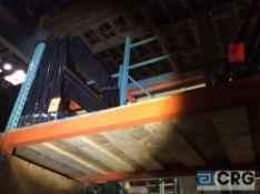 Lot of (8) Bil Jax 4 foot horizontal guard rails