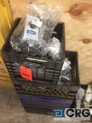 Lot of (35) L.B. White thermostats