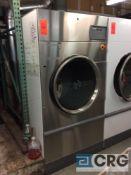 2019 Huebsch HTO50NFN0NBG3N0000 commercial gas dryer, 130,000 BTU, 1 phase, 50 lb.