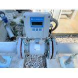 (Lot of 2) Badger Meter M2000 electromagnetic flow meter