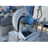 Meidinger Witt biogass pressure booster with direct drive 10 HP SEW Eurodrive motor