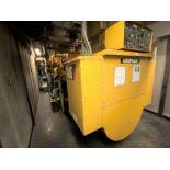 2012 CAT 3520C LFG - Methane gas powered stationary 20 cylinder generator, 1600 kW, 2000 kVA